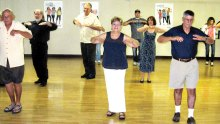 Learn to social dance!