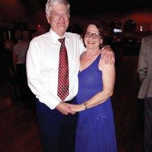 Carol and Tim Tyrrell
