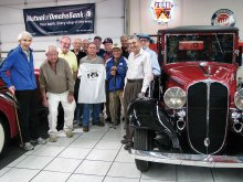 SLJC Men's Club outing to Martin Auto Museum in Phoenix, Arizona