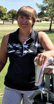Brenda Heyink, 2017 Club Champion