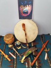 Instruments for drum circle