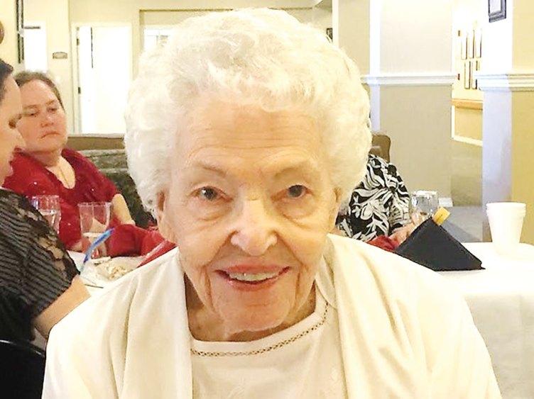 Eleanor M. Patton