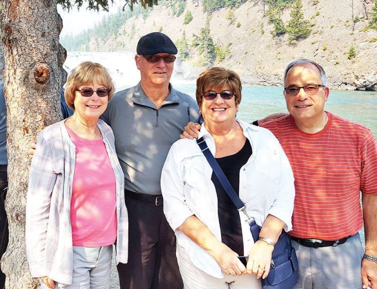 The Hermans and Antonios in Banff