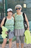 Carole Rockland and Edith Tanniru