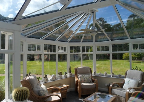 Conservatory Roof Replacement Upgrade Plumley Knutsford Cheshire