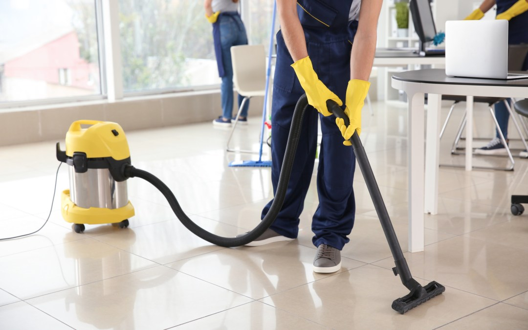 professional commercial cleaning services