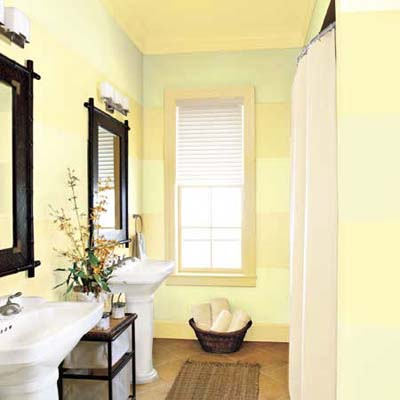 soft yellow bathroom ideas 6 Tips for Choosing the Right Paint Color
