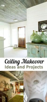 Unique Ideas for a Ceiling Makeover