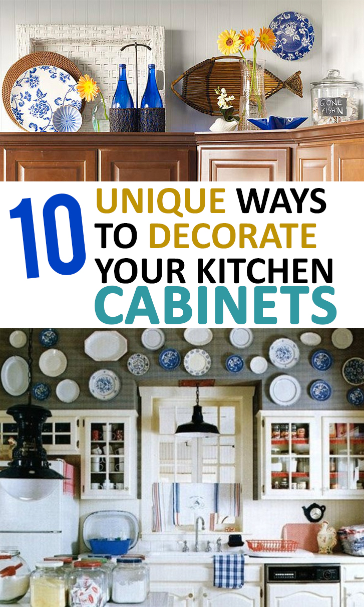 how to decorate your kitchen commercial floor tile 10 unique ways cabinets