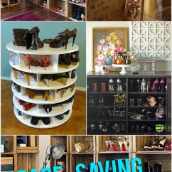 High Chair Upside Down Sure Fit Dining Covers Canada Space Saving Shoe Storage And Organization Ideas - Page 7 Of