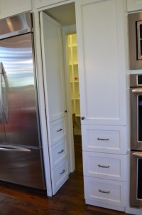 8 Pantry Doors That Will Steal Your Heart - Sunlit Spaces
