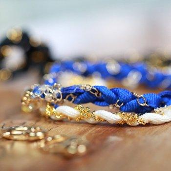 Ribbon-Chain-Bracelet