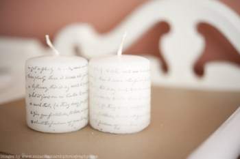 Suzanna March Photography DIY Printed Candles