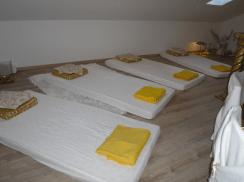 Meditationsraum -Liegen