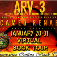 Blog Tour, Review & Giveaway for ARV-3 (The After Light Saga #1)