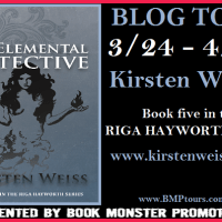 Blog Tour- Series Spotlight & Giveaway for the Riga Hayworth Series