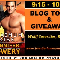 Blog Tour & Giveaway for Maximum Risk (Wolff Securities # 1)