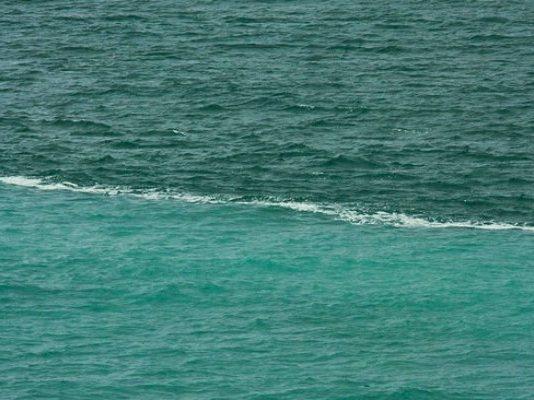 Хидр и Муса встретились в месте слияния двух морей
