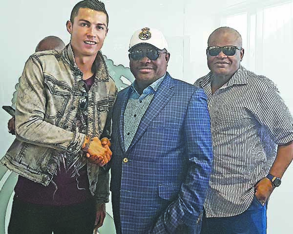 Rivers Govt. Unveils Real Madrid Fc Football Academy