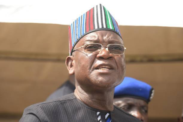 Your utterances are unfortunate – Ortom replies Akume, Jime