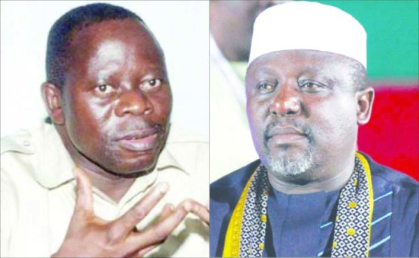 Okorocha bombs Oshiomole: you failed as governor