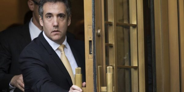 Cohen sentenced to 3 years after implicating Trump in hush-money scandal