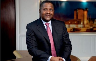 Investment in refinery, petrochemicals driven by innovation, efficiency, says Dangote