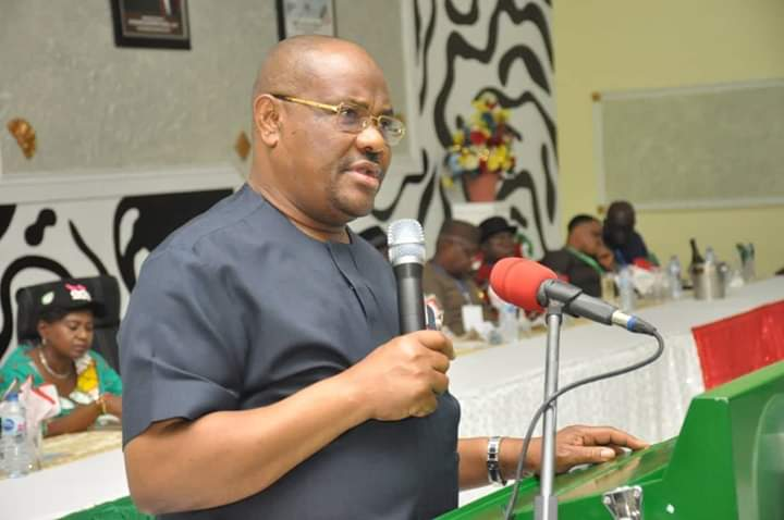 Image result for Gov. Wike tells Nigerians