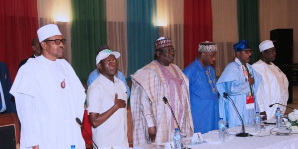 APC govs absent at Buhari campaign council meeting