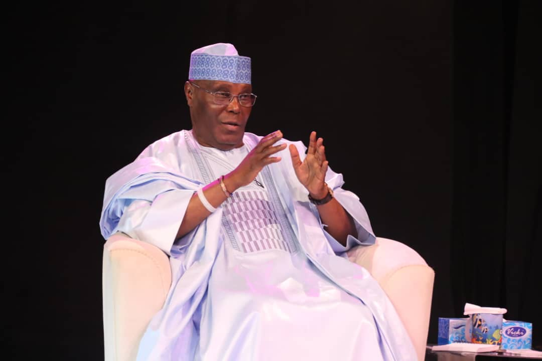 Image result for I will grant amnesty to looters – Atiku