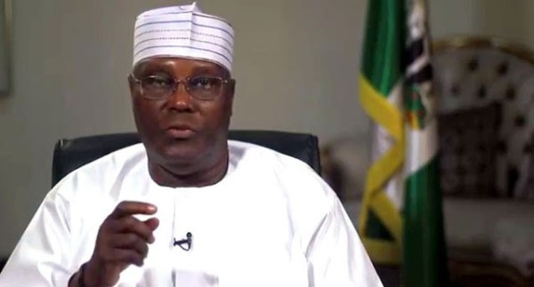 Remain peaceful in face of provocation — Atiku