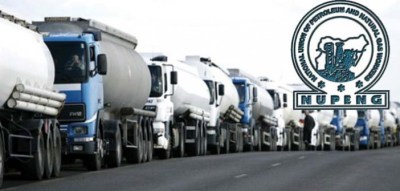 2019 poll: NUPENG assures of fuel availability