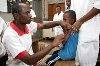 21m miss out of measles vaccine yearly