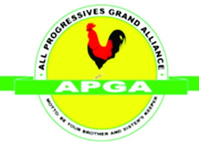 APGA: Dancing daintily into the twilight