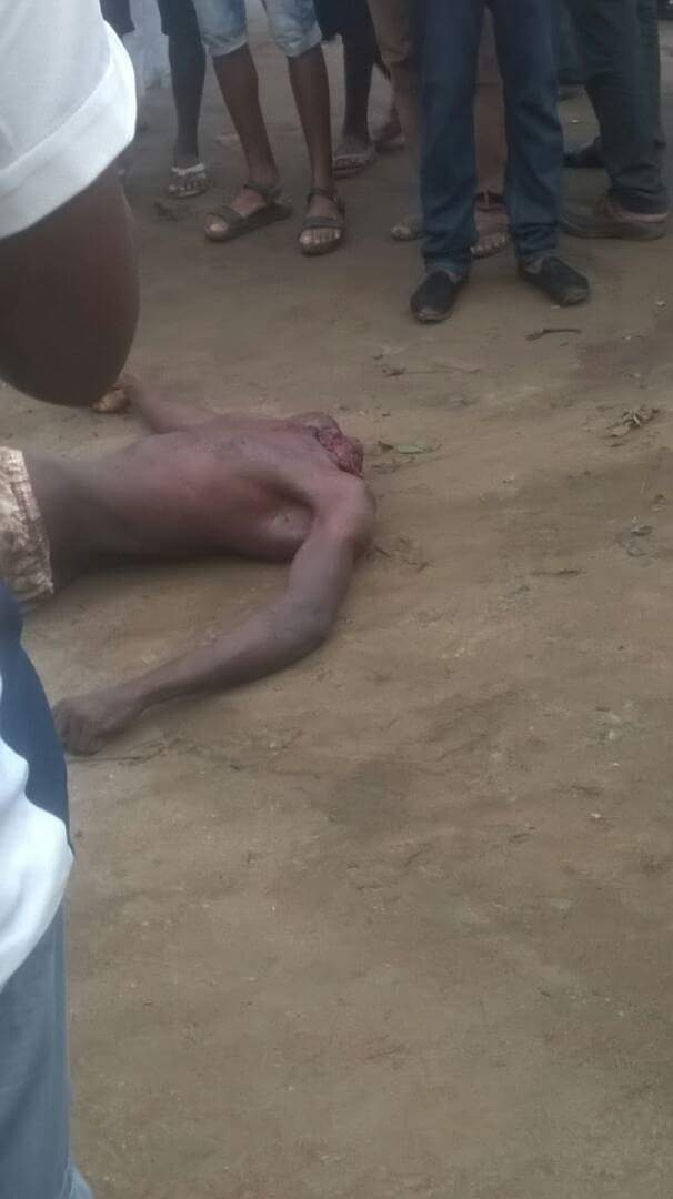 Cultists behead man in Rivers