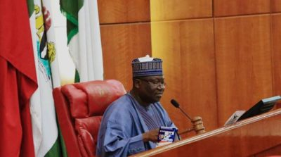 MDAs have only one month to defend budget henceforth –Lawan