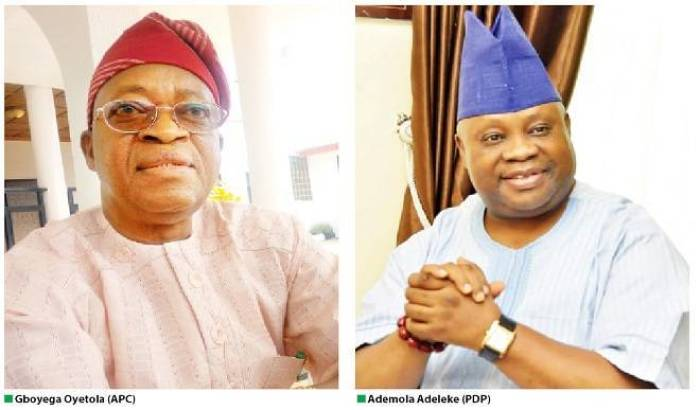 Osun guber: Supreme Court decides Oyetola, Adeleke's fate July 5