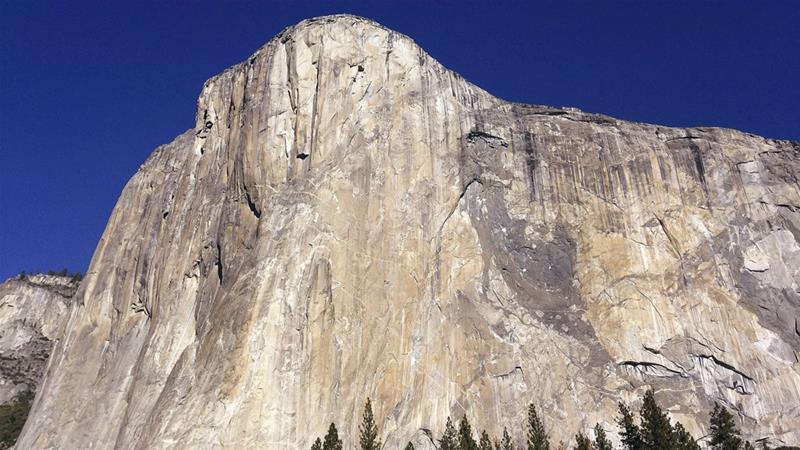 'I can't believe I just did that': Girl, 10, scales El Capitan