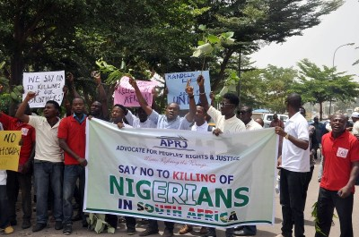 Consulate to protest killing of Nigerians in South Africa