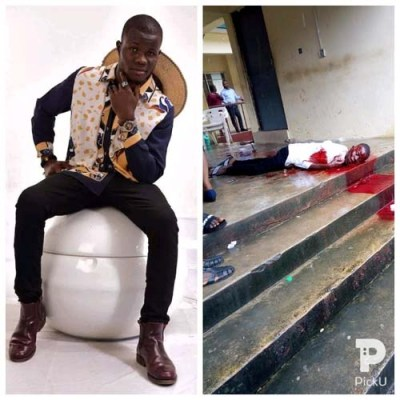 Cult war: Final year student gunned down in C'River varsity