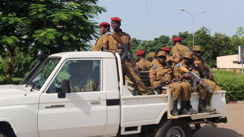 Dozens of Burkina Faso troops killed in 'major terrorist attack'