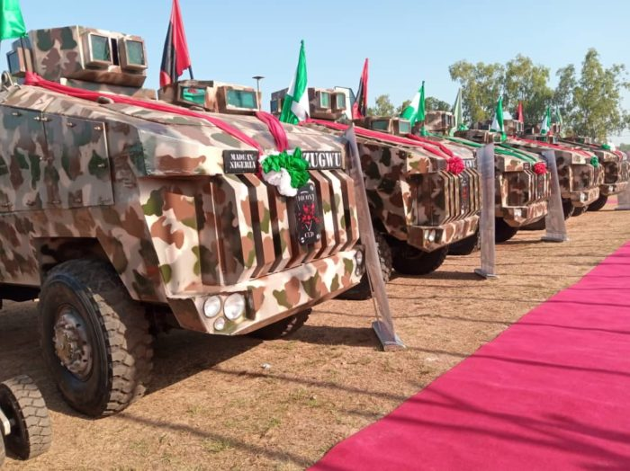 News Analysis: Exploring innovative potentials in Nigerian Army ...