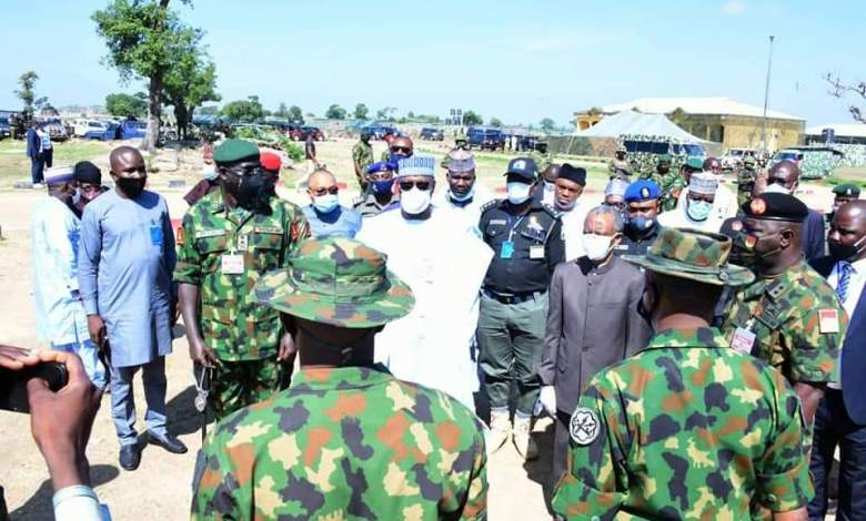 Niger governor calls for set up of special military camp to fight bandits