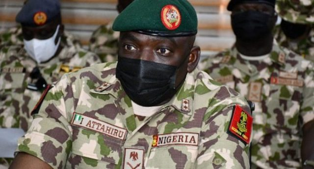 Army Chief to Dokubo, Igboho, others: we're coming for you
