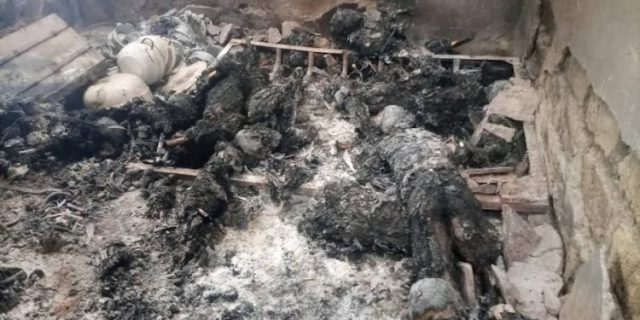 BREAKING: 36 victims BURNT ALIVE by bandits in Plateau community