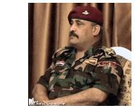 صورة دولة التزوير اللواء رشيد فليح مثالاً