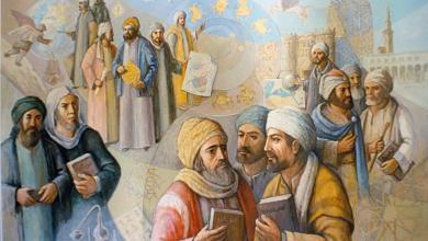 صورة أكذوبة فارسية علماء الحضارة العربية