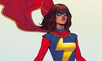 enthusiastic (Kamala Khan, Ms. Marvel)