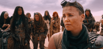 fierce & independent (old lady tribe, Mad Max: Fury Road)