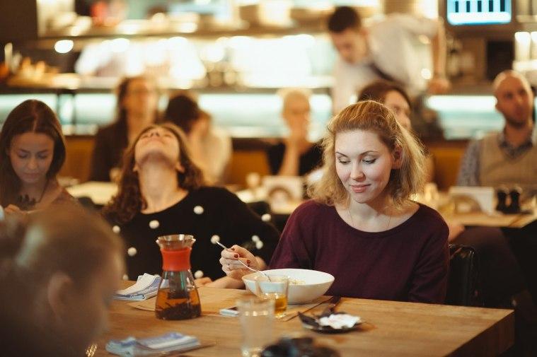 Jamie's Italian by sunniest - мастер-класс Елены Усановой handmadefood.ru и Маттео Лаи